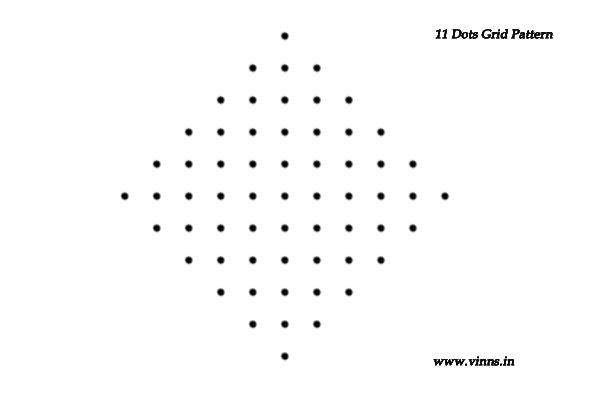 11_dots-kolam_rangoli