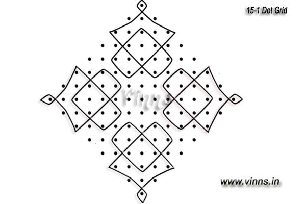 15_dots_tippudu_sikku_kolam