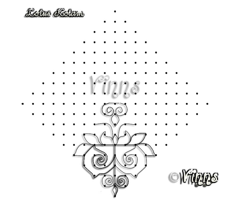 19_dots_lotus_kolam