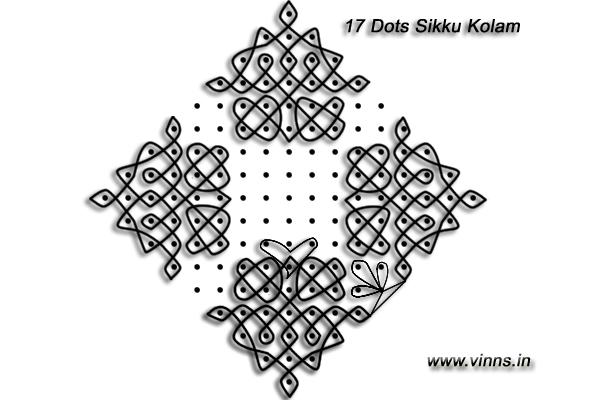 17_dots_kolam_rangoli_muggu