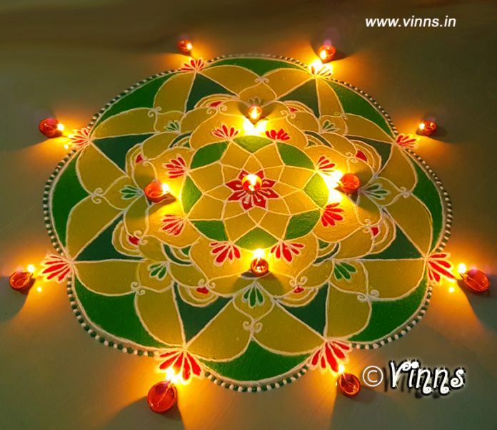 dotless, new kolam, recent, rangavalli, margazhi