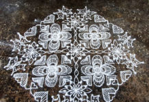 butterfly, muggulu, rangoli, new design